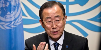 Google+ Hangout with Ban Ki-moon