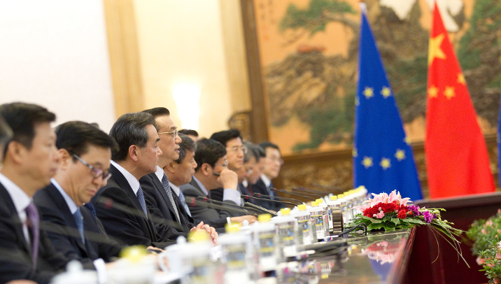 Should The Eu Sign A Free Trade Agreement With China Debating Europe