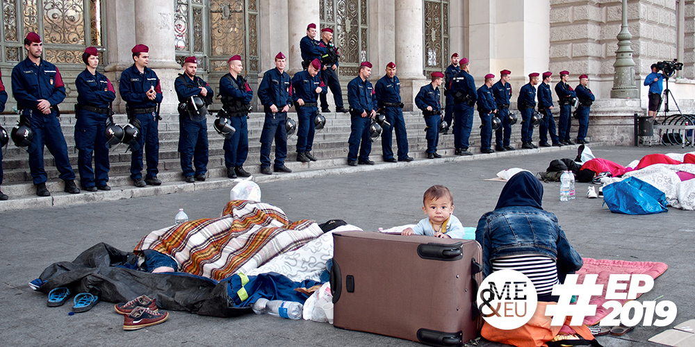 Europe is facing its biggest refugee crisis since the Second World War. In  the first half of 2015 alone 627df506fc