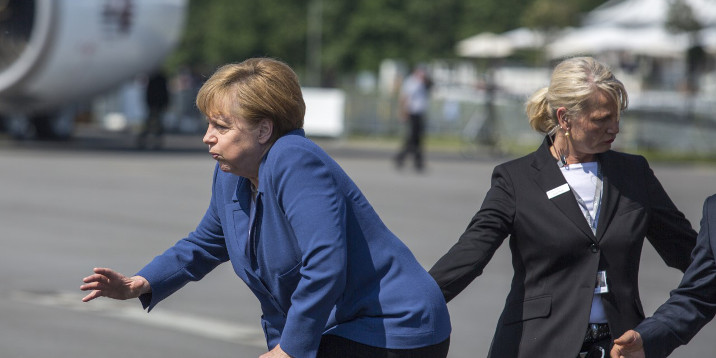 merkel single guys It is difficult to see how making the european union a true federal state would fit with the motives of angela merkel,  (to name a single example)  eu = good guys.