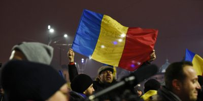 romanian-protests